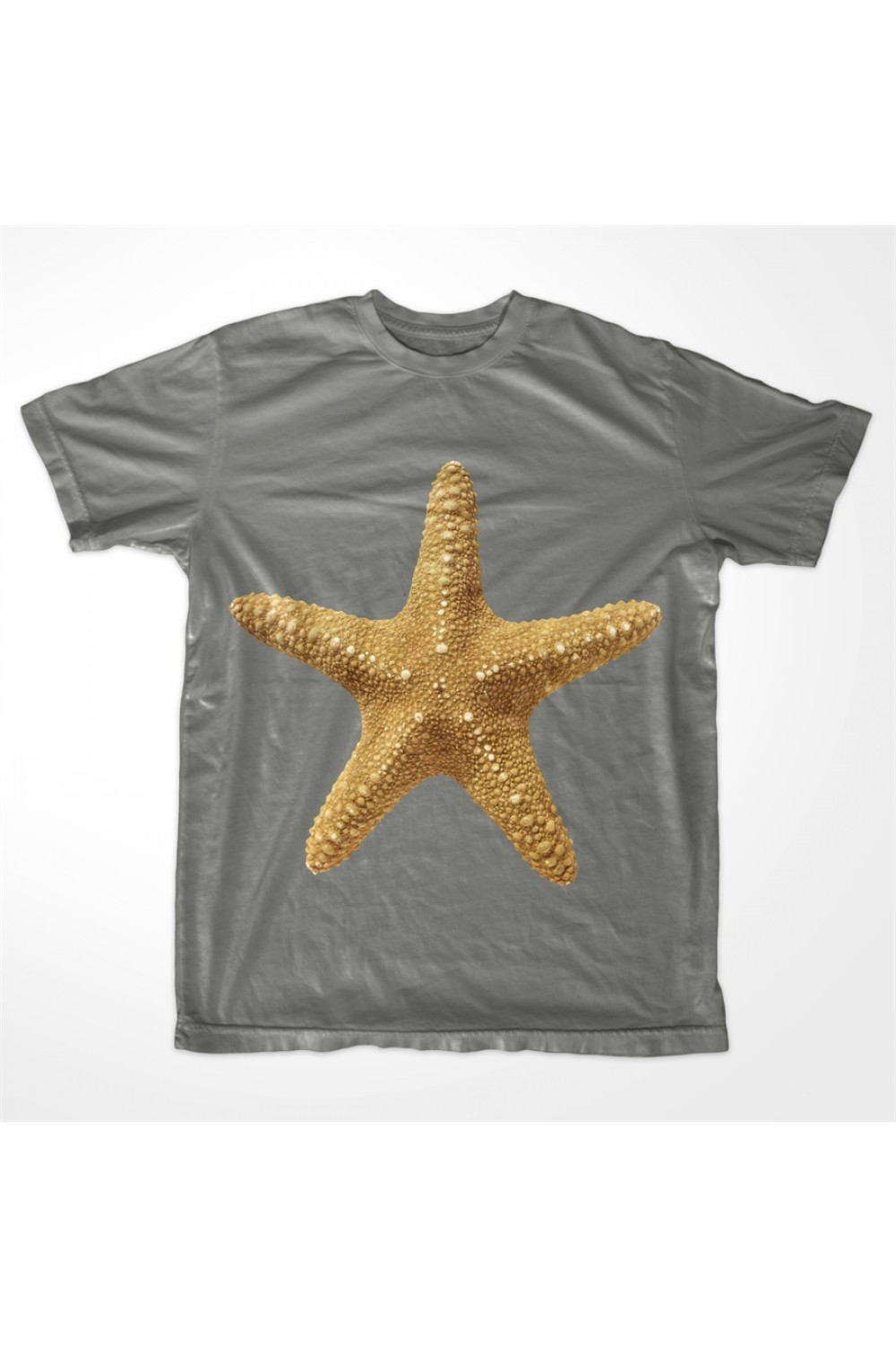 KABOX Men Printed T shirt Star